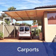 Carports Patio Perth WA