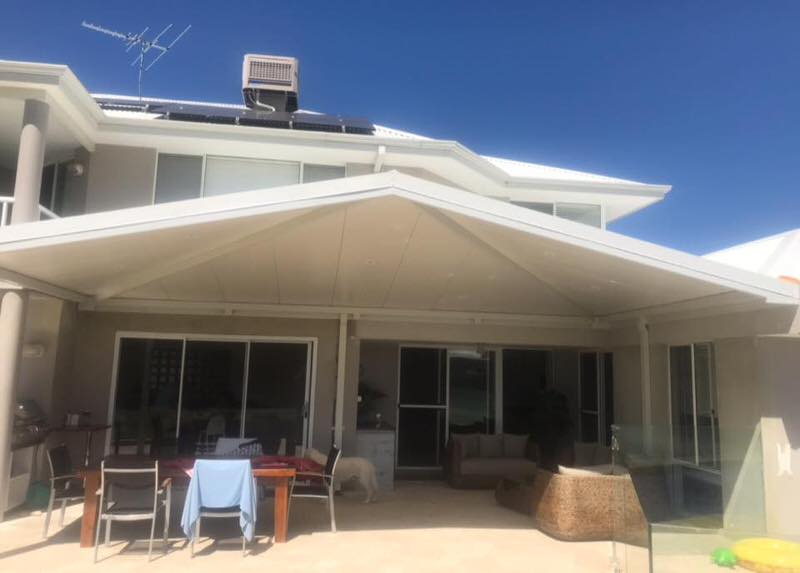 insulated patio gable perth