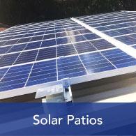 Solar Roof Patio Design Perth WA