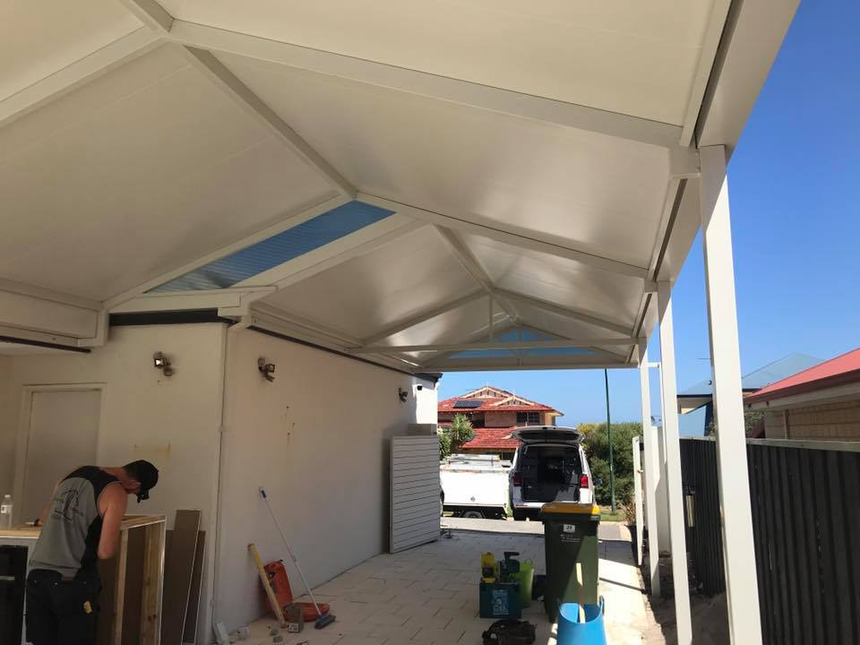 Insulated Roofing Perth By Patio Factory Perth Western